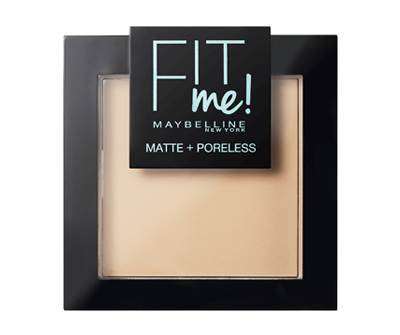 פודרה עמידה - FIT me! matte + poreless