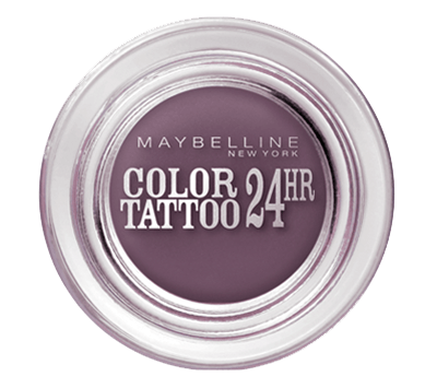 צלליות לעיניים Maybelline - Color Tattoo - Vintage Purple